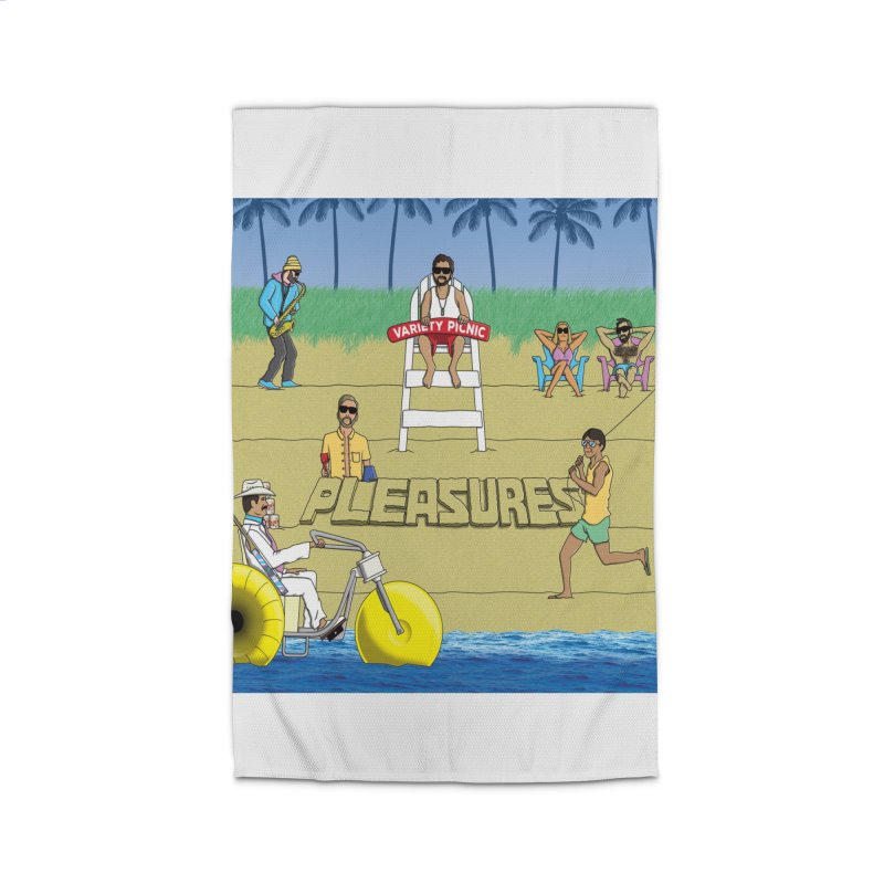 Pleasures Album Cover Home Rug by Variety Picnic