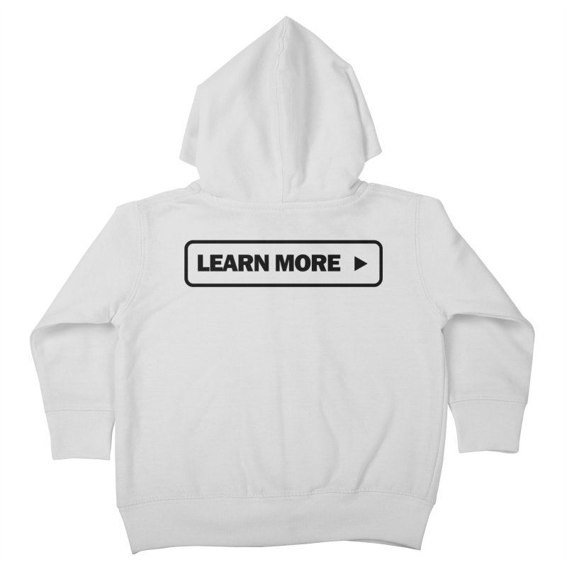 Learn more Kids Toddler Zip-Up Hoody by Var x Apparel