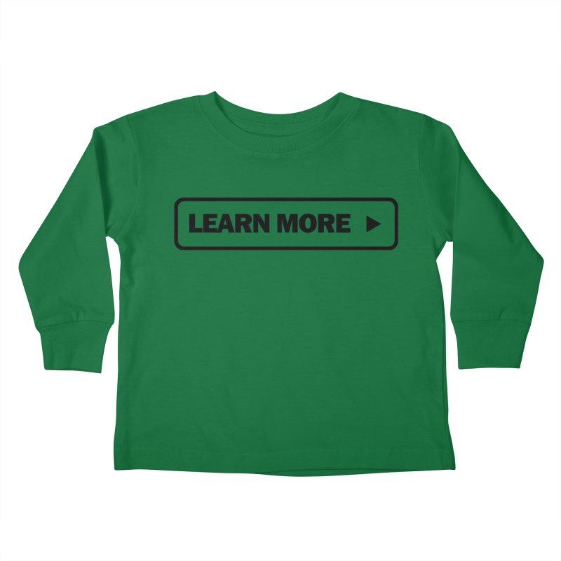 Learn more Kids Toddler Longsleeve T-Shirt by Var x Apparel