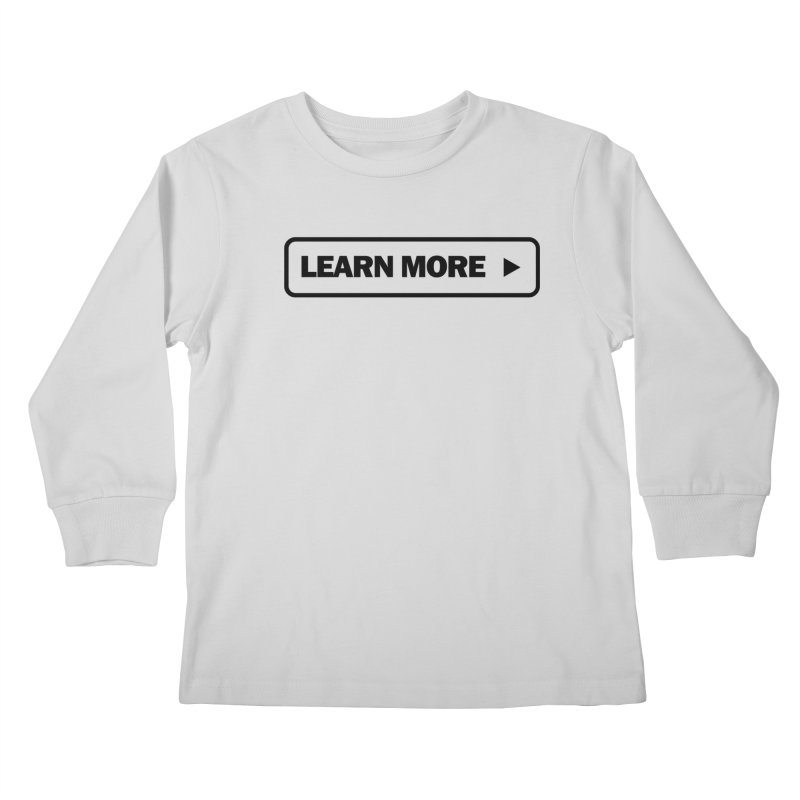 Learn more Kids Longsleeve T-Shirt by Var x Apparel