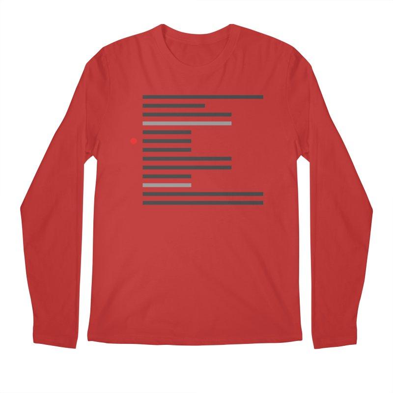 Breakpoint Men's Regular Longsleeve T-Shirt by Var x Apparel