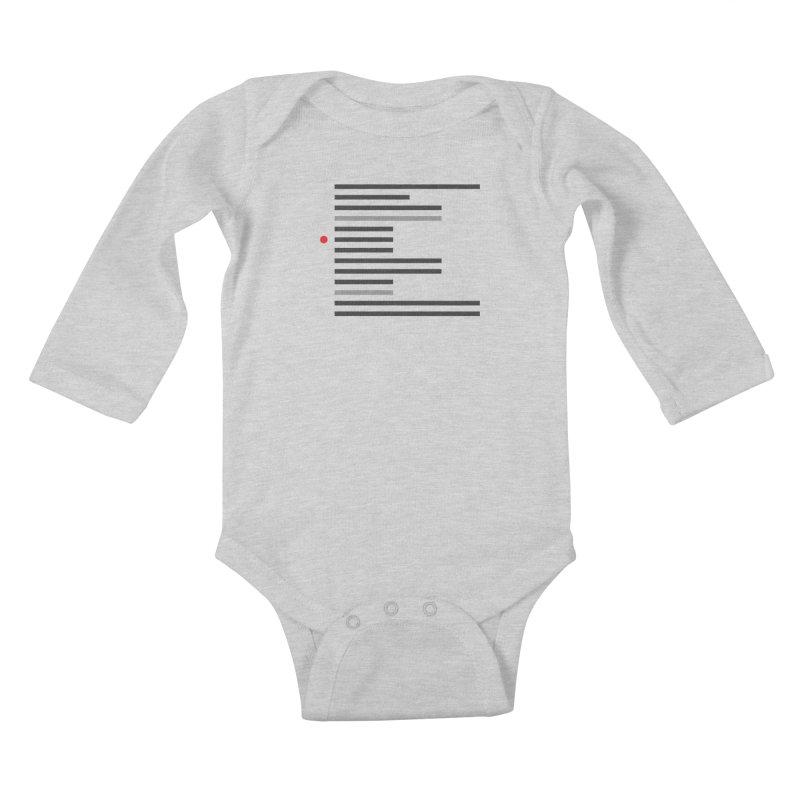 Breakpoint Kids Baby Longsleeve Bodysuit by Var x Apparel