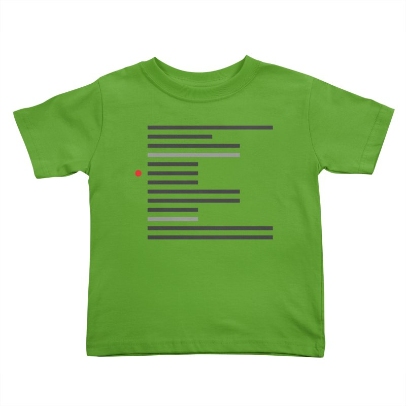 Breakpoint Kids Toddler T-Shirt by Var x Apparel