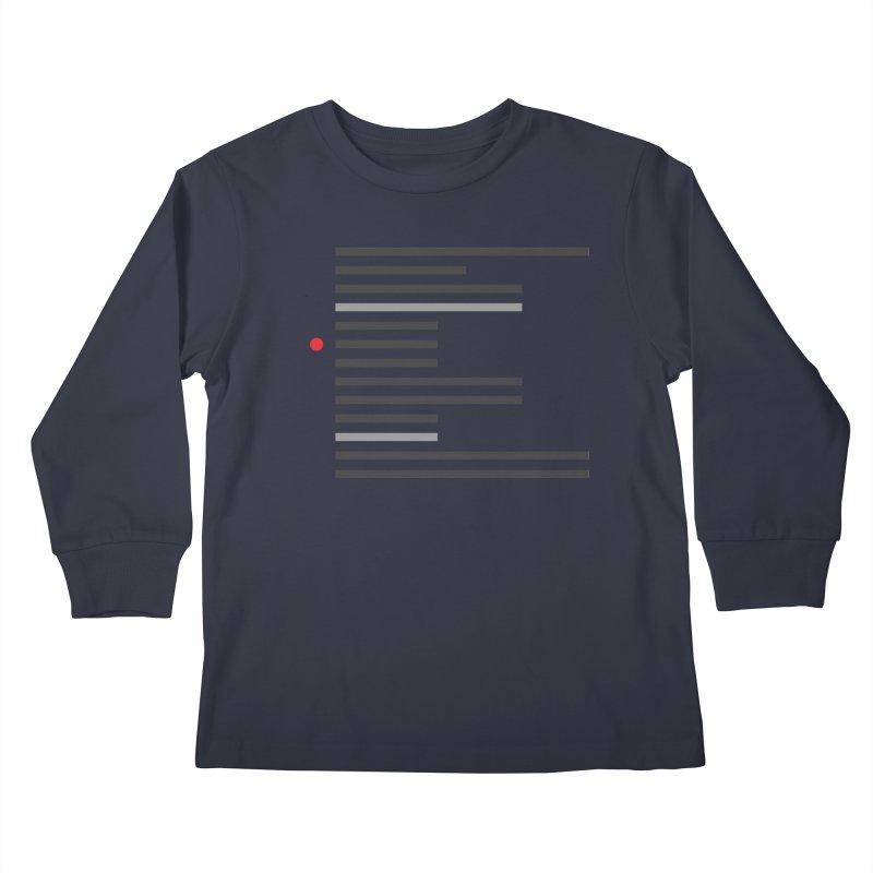 Breakpoint Kids Longsleeve T-Shirt by Var x Apparel