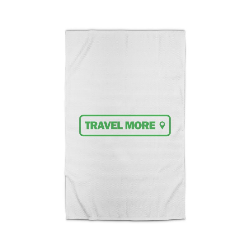 Travel More Home Rug by Var x Apparel