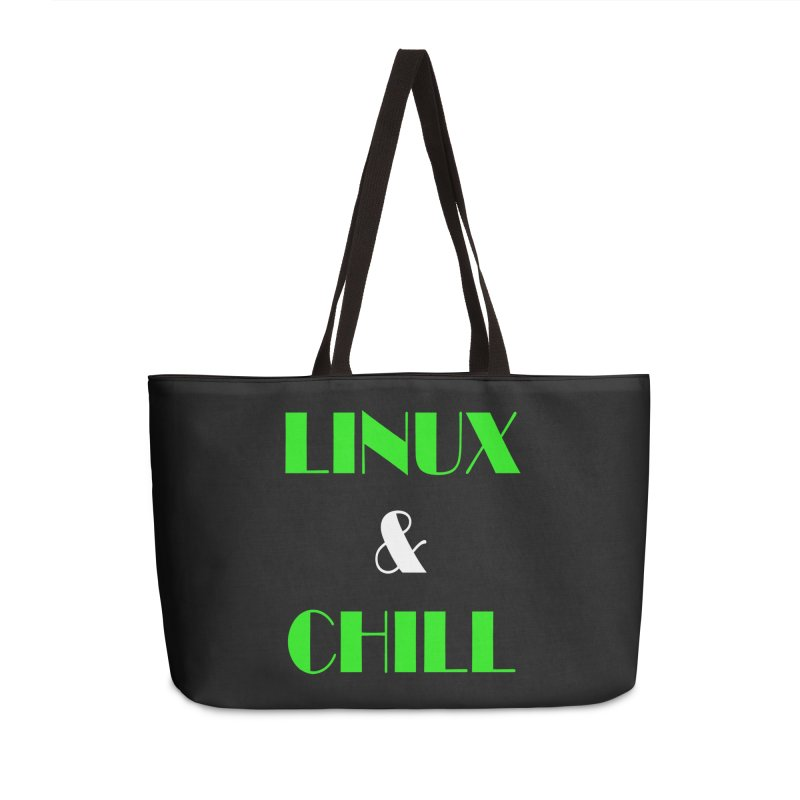 Linux & Chill Accessories Bag by Var x Apparel