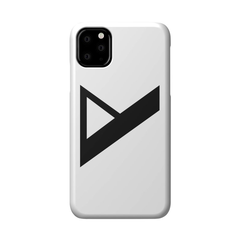 Var X Logo Accessories Phone Case by Var x Apparel