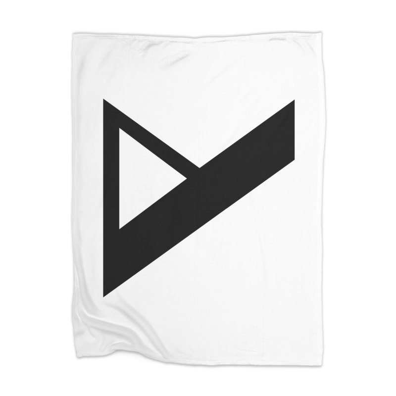Var X Logo Home Blanket by Var x Apparel