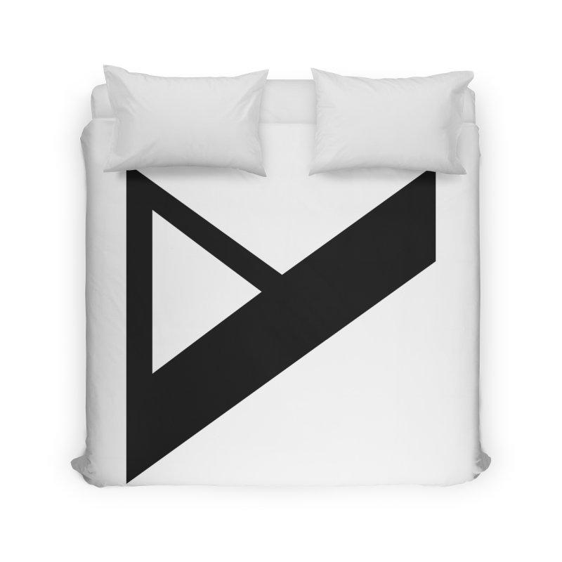 Var X Logo Home Duvet by Var x Apparel
