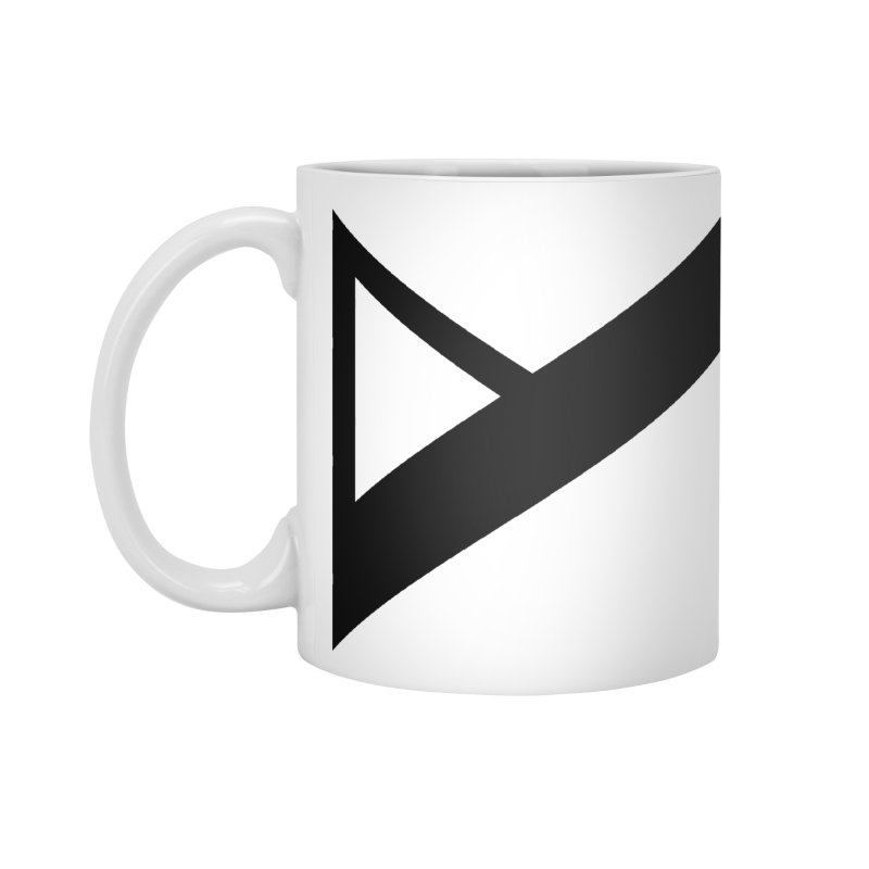 Var X Logo Accessories Mug by Var x Apparel