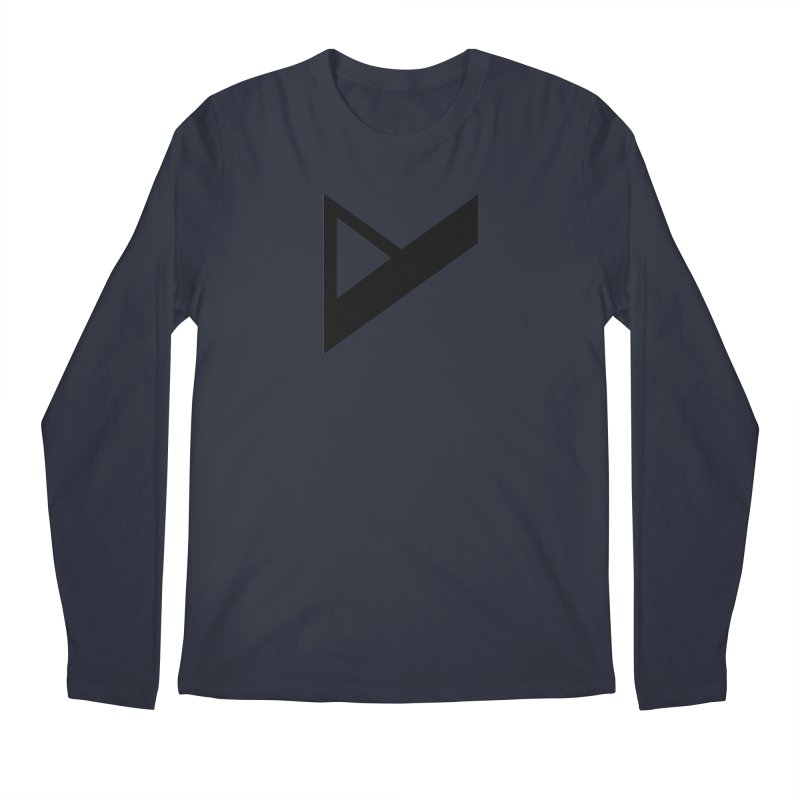 Var X Logo Men's Regular Longsleeve T-Shirt by Var x Apparel