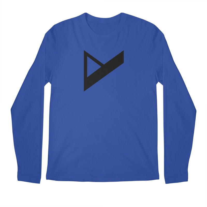 Var X Logo Men's Regular Longsleeve T-Shirt by Var x Apparel
