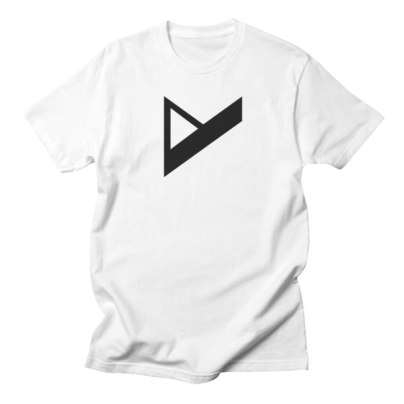 Var X Logo Men's Regular T-Shirt by Var x Apparel