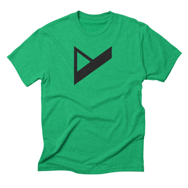 Var X Logo Men's Triblend T-Shirt by Var x Apparel