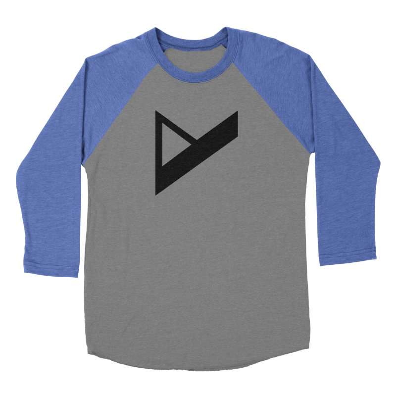 Var X Logo Women's Baseball Triblend Longsleeve T-Shirt by Var x Apparel