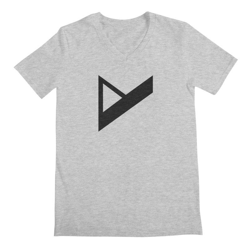 Var X Logo Men's Regular V-Neck by Var x Apparel