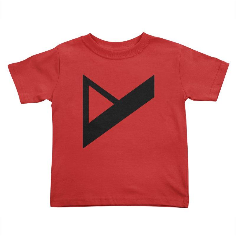 Var X Logo Kids Toddler T-Shirt by Var x Apparel