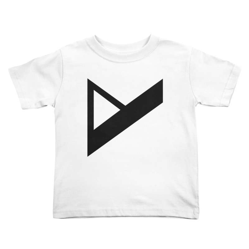 Var X Logo Kids Toddler T-Shirt by Var x Apparel