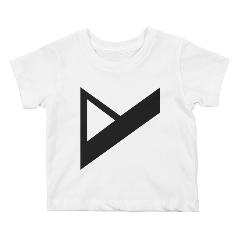 Var X Logo Kids Baby T-Shirt by Var x Apparel