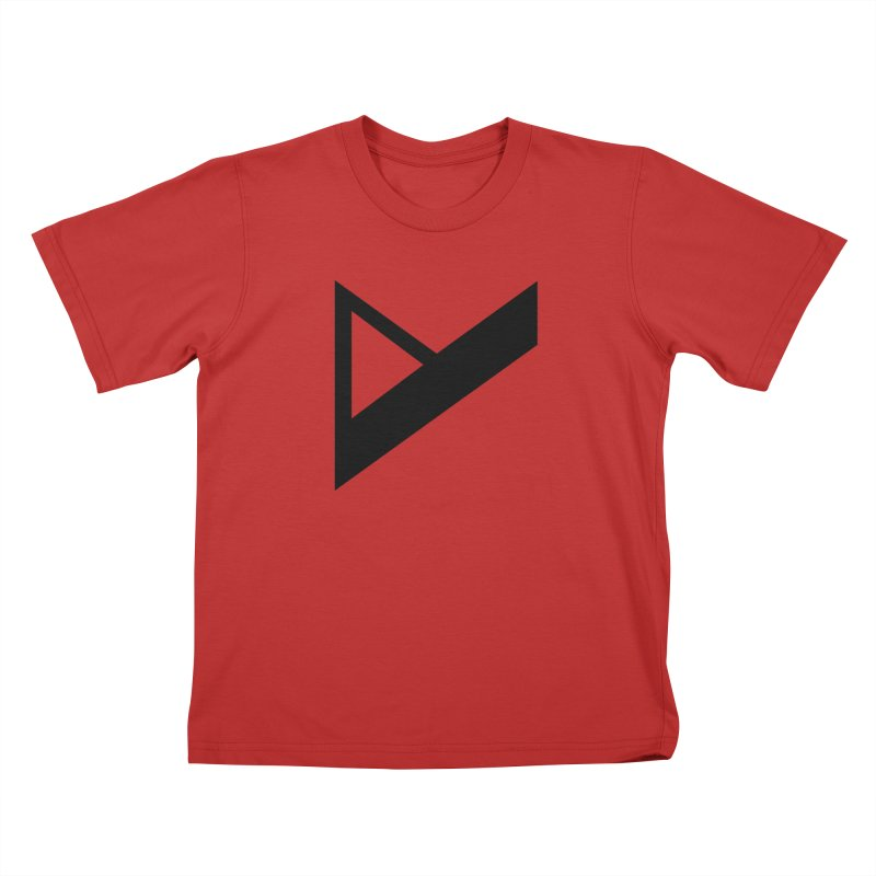Var X Logo Kids T-Shirt by Var x Apparel