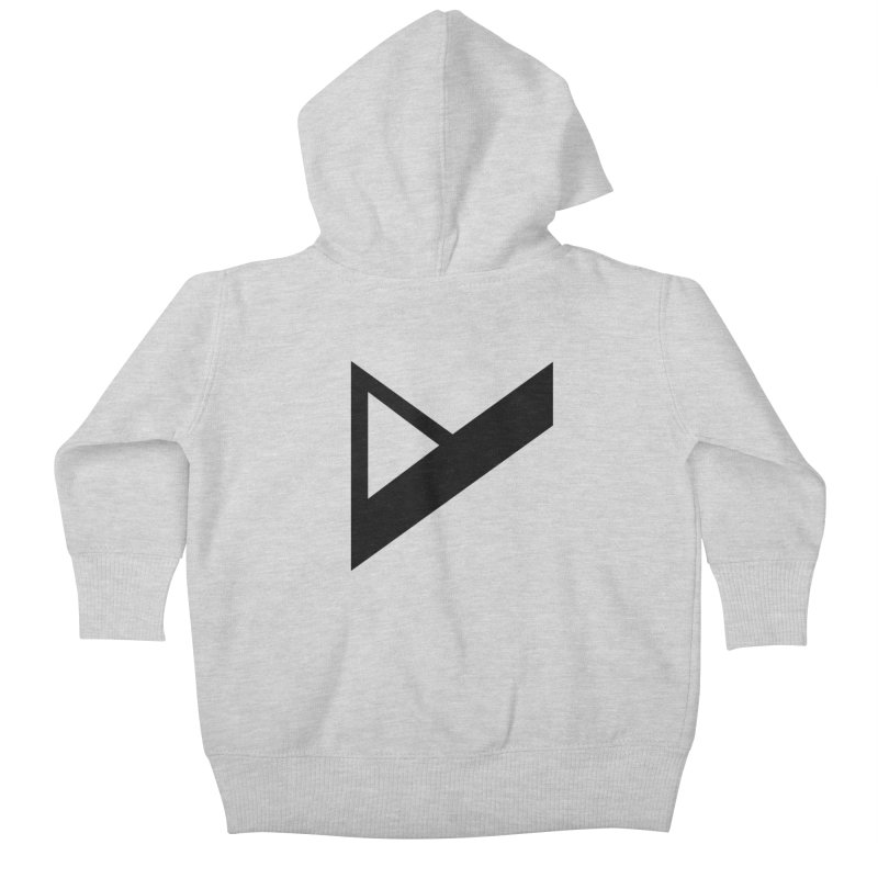 Var X Logo Kids Baby Zip-Up Hoody by Var x Apparel