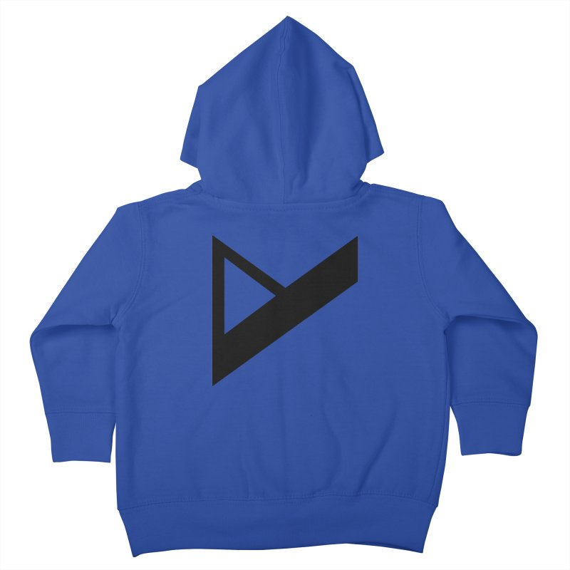 Var X Logo Kids Toddler Zip-Up Hoody by Var x Apparel