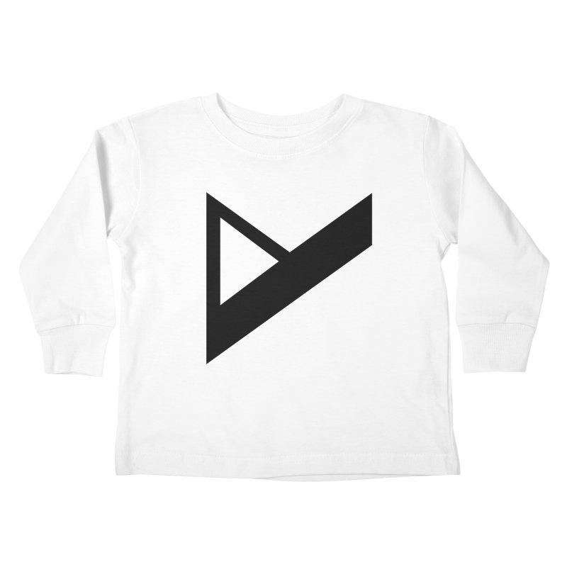 Var X Logo Kids Toddler Longsleeve T-Shirt by Var x Apparel