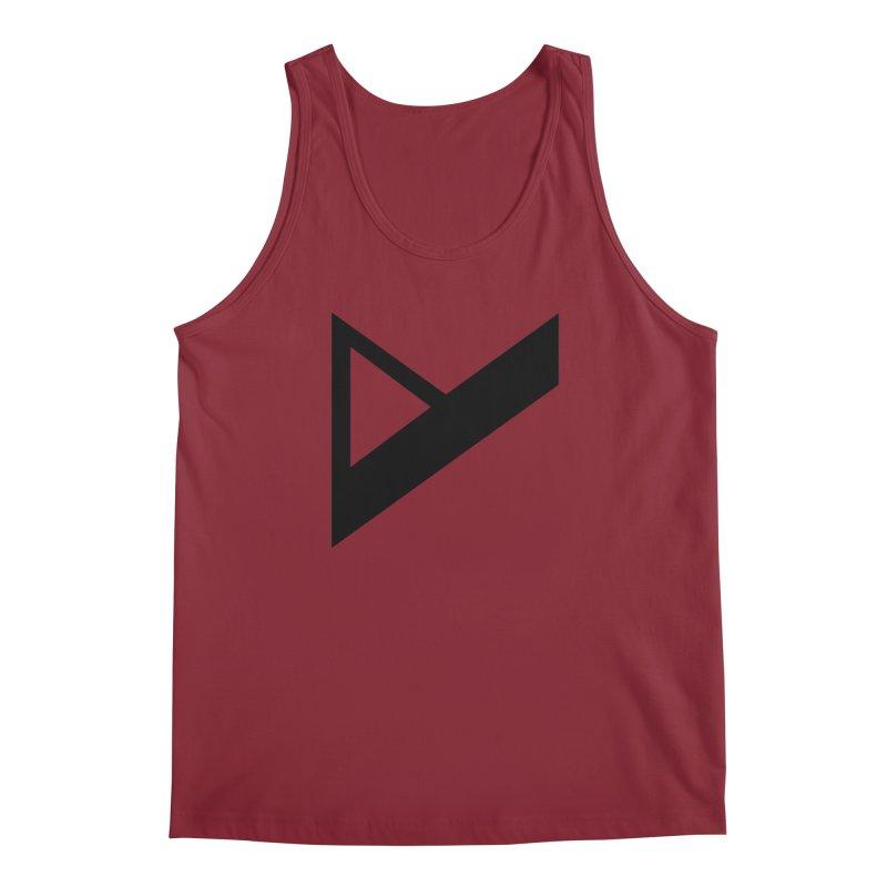 Var X Logo Men's Regular Tank by Var x Apparel