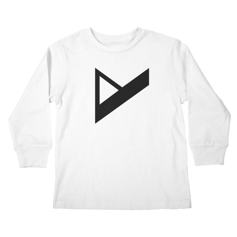 Var X Logo Kids Longsleeve T-Shirt by Var x Apparel