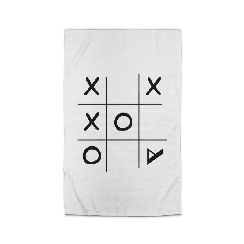 Tic Tac Toe Home Rug by Var x Apparel