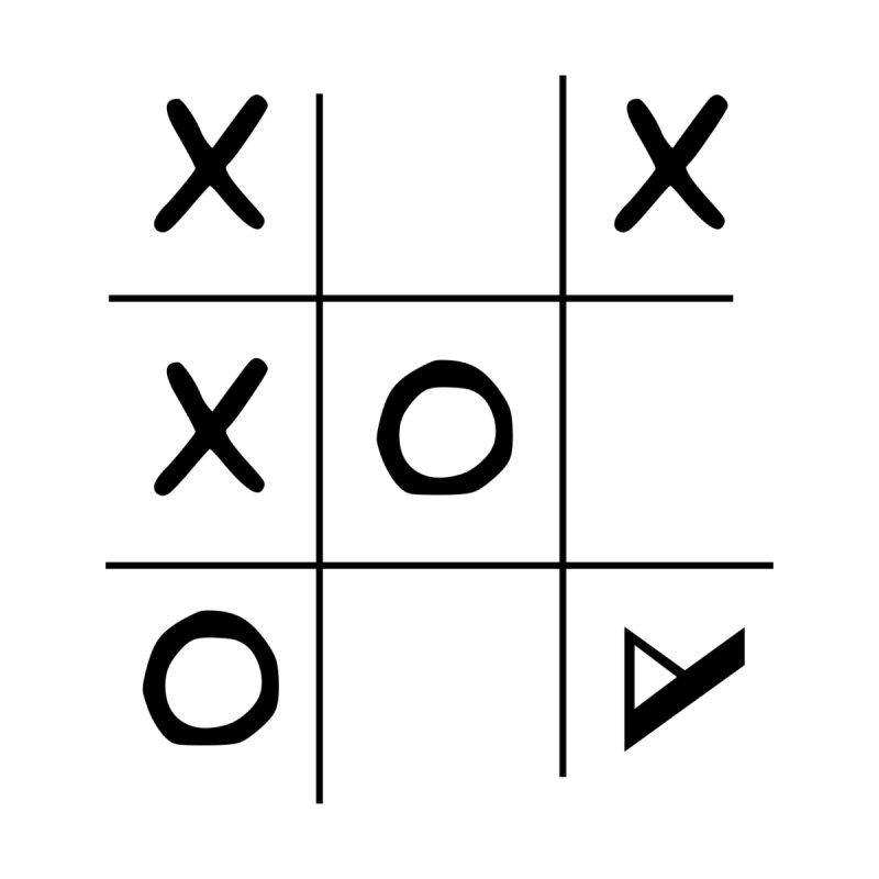Tic Tac Toe by Var x Apparel