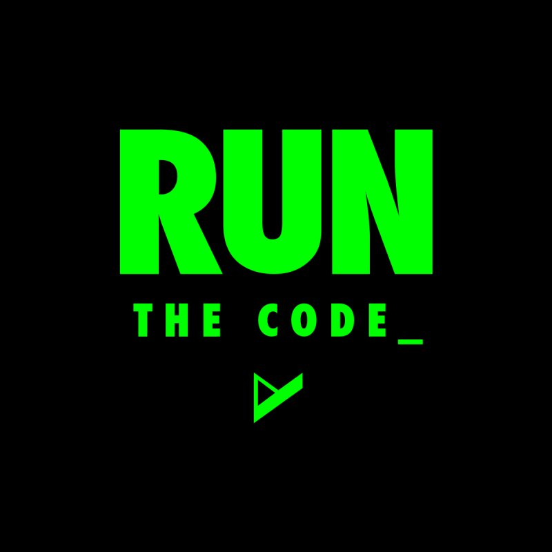 Run The Code by Var x Apparel