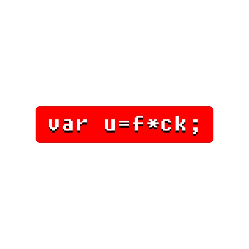 F*ck by Var x Apparel