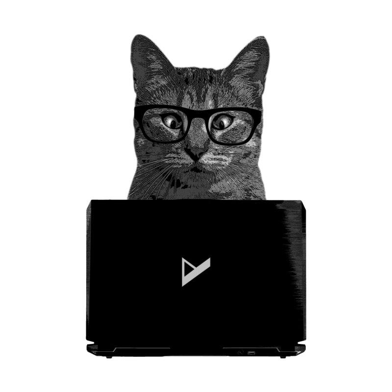 Cat Coding by Var x Apparel