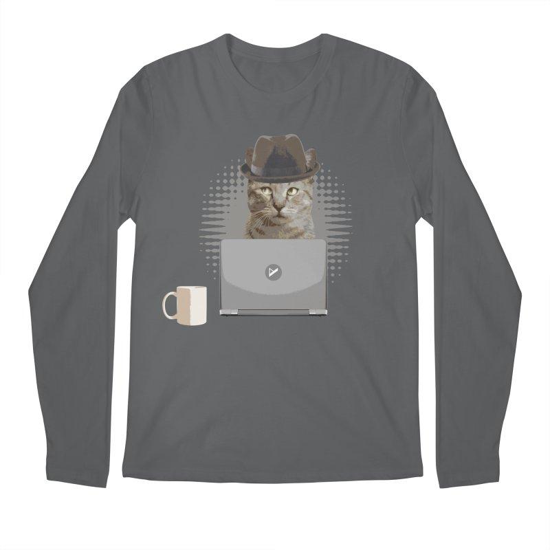 Doing the Math Men's Longsleeve T-Shirt by Var x Apparel