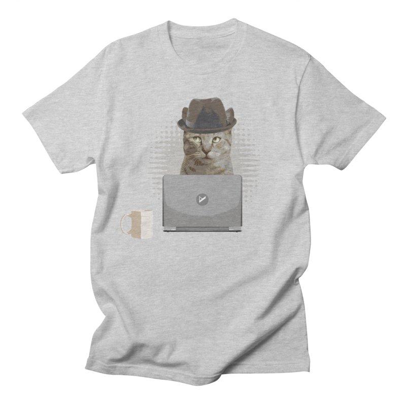 Doing the Math Men's Regular T-Shirt by Var x Apparel