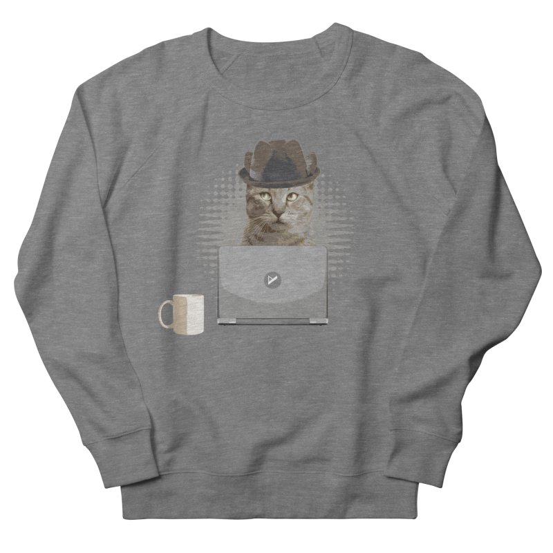 Doing the Math Men's French Terry Sweatshirt by Var x Apparel