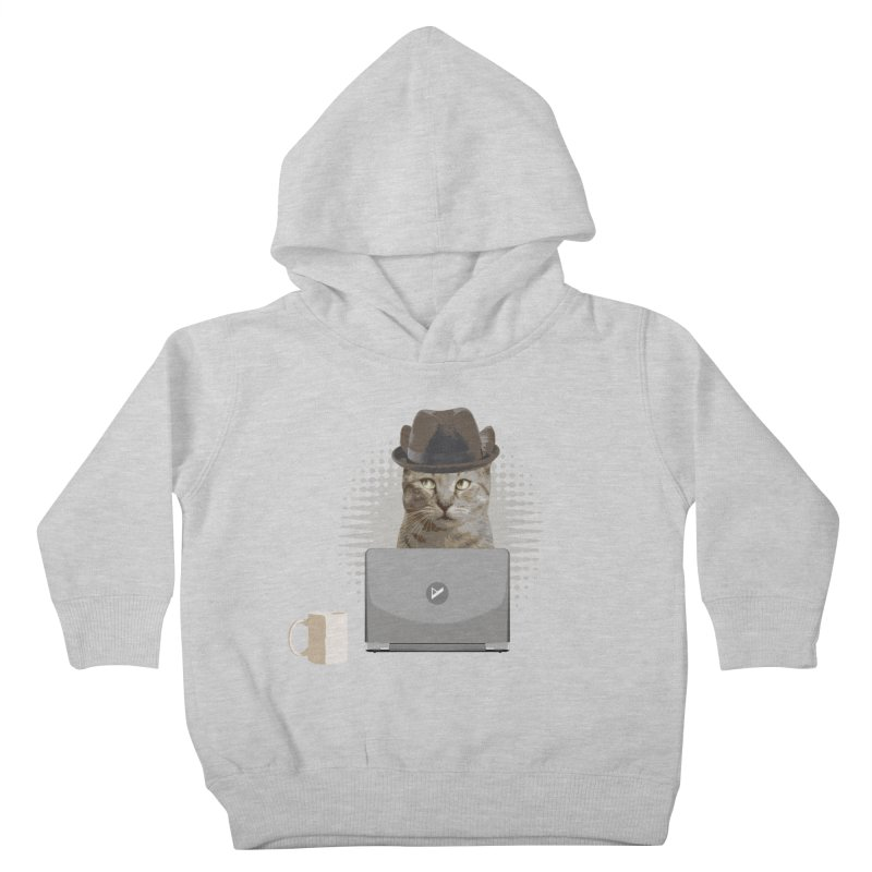 Doing the Math Kids Toddler Pullover Hoody by Var x Apparel