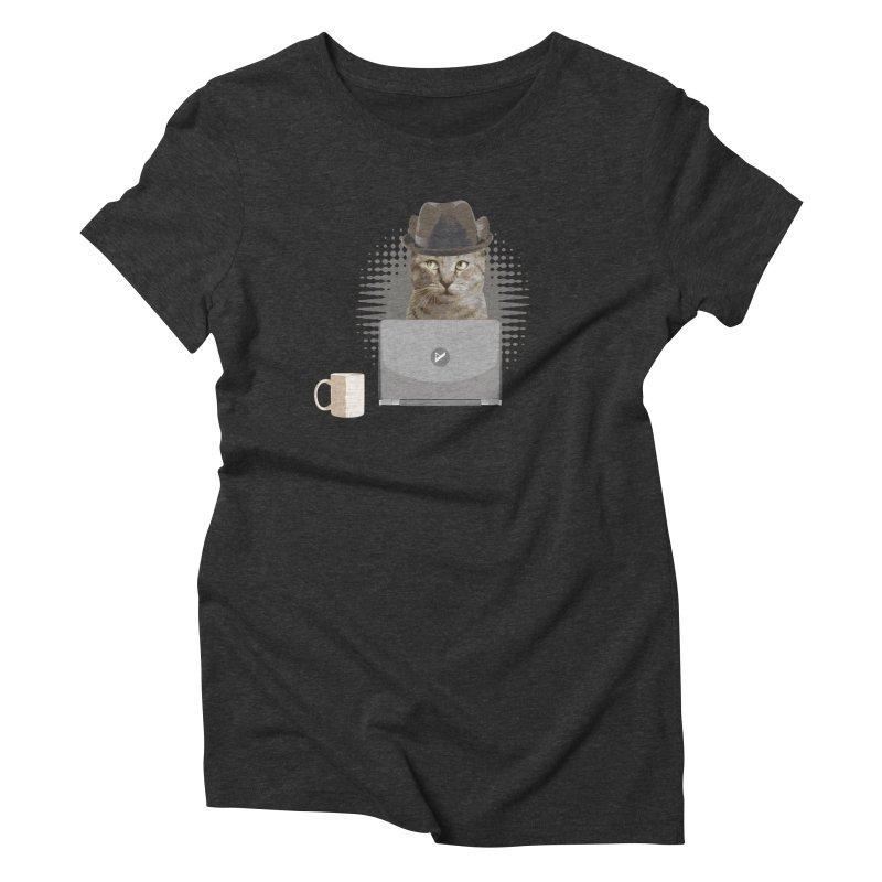 Doing the Math Women's Triblend T-Shirt by Var x Apparel