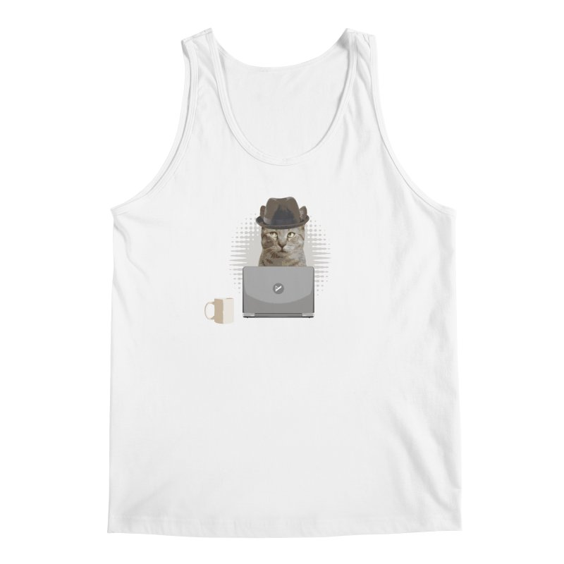 Doing the Math Men's Regular Tank by Var x Apparel