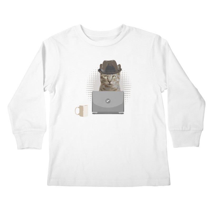 Doing the Math Kids Longsleeve T-Shirt by Var x Apparel