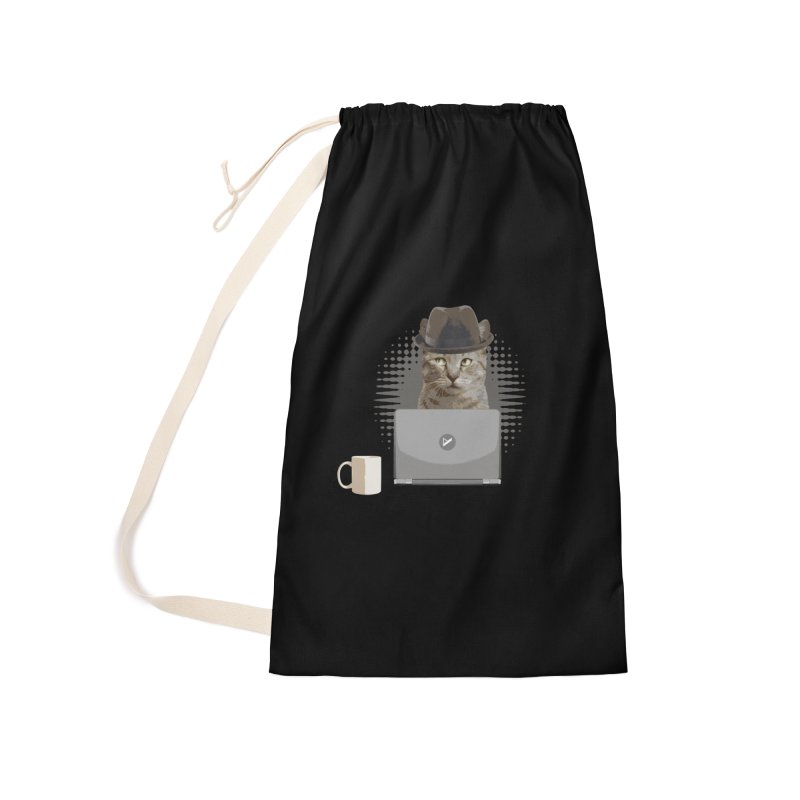 Doing the Math Accessories Laundry Bag Bag by Var x Apparel