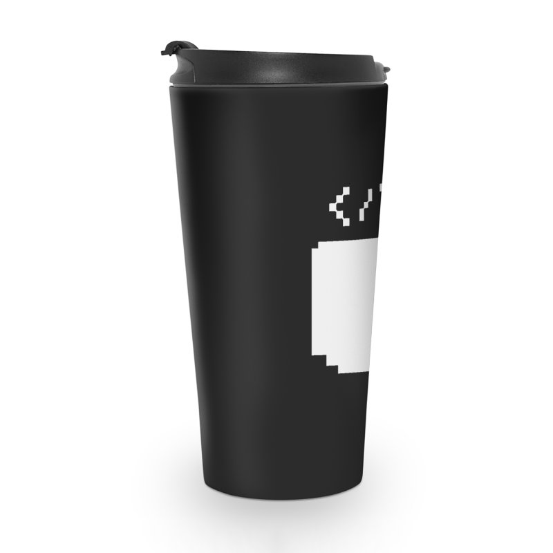 Code and Coffee Accessories Travel Mug by Var x Apparel