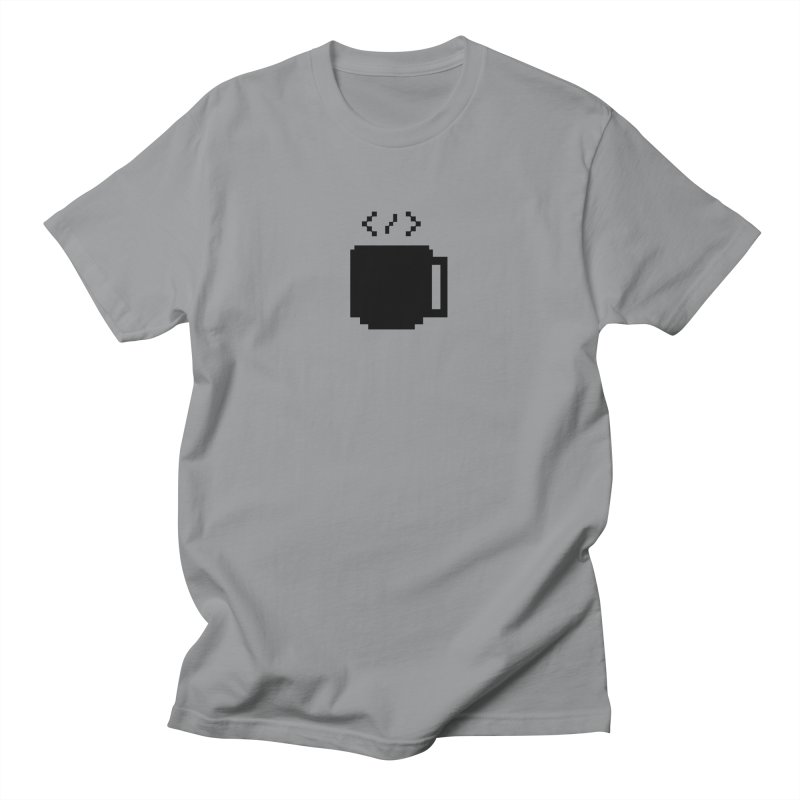 Code and Coffee Men's T-Shirt by Var x Apparel