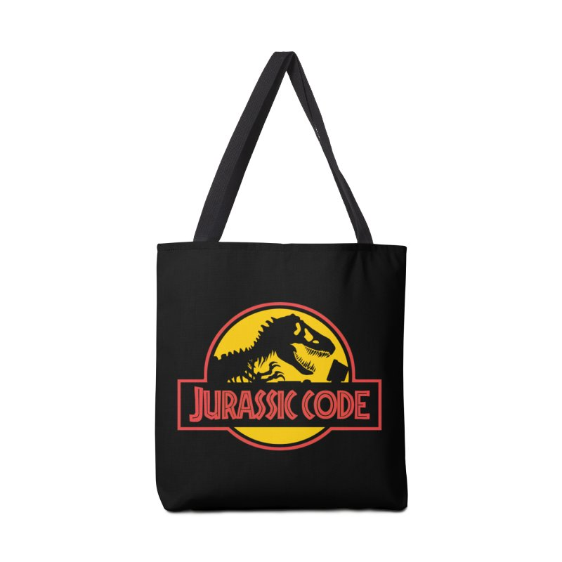 Jurassic Code Accessories Bag by Var x Apparel