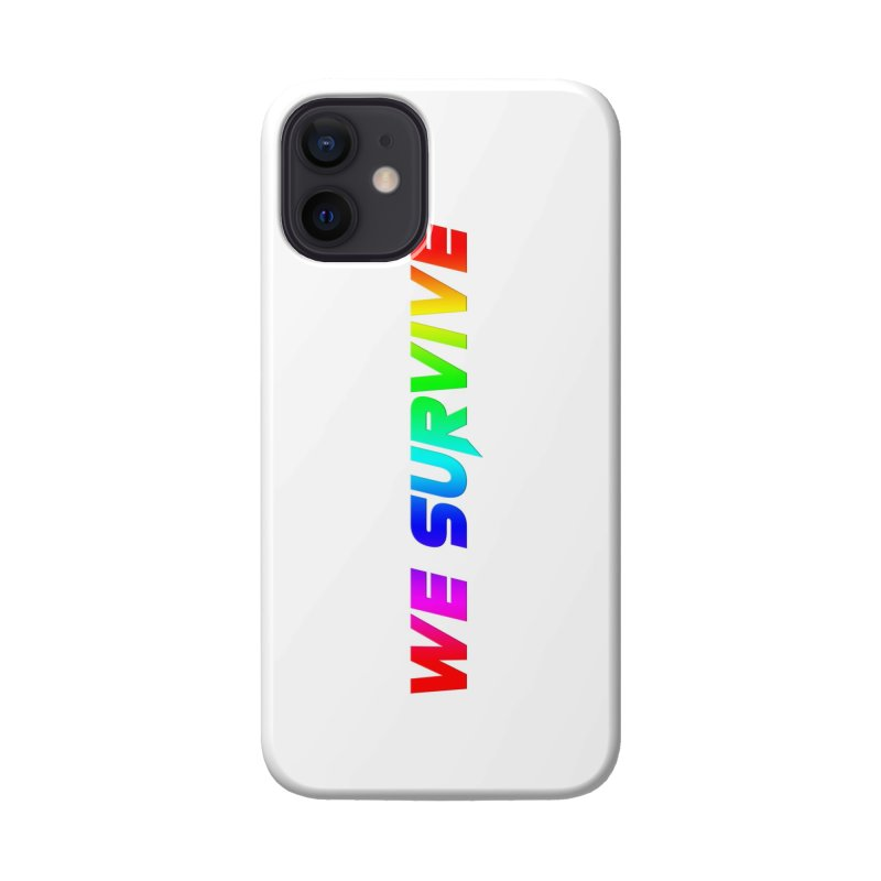 WE SURVIVE (LGBTQI PRIDE) Accessories Phone Case by VATTICA | OFFICIAL MERCH