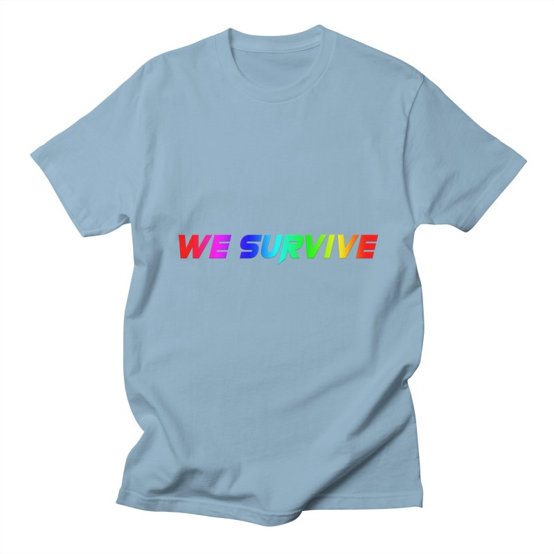 WE SURVIVE (LGBTQI PRIDE) Women's T-Shirt by VATTICA | OFFICIAL MERCH