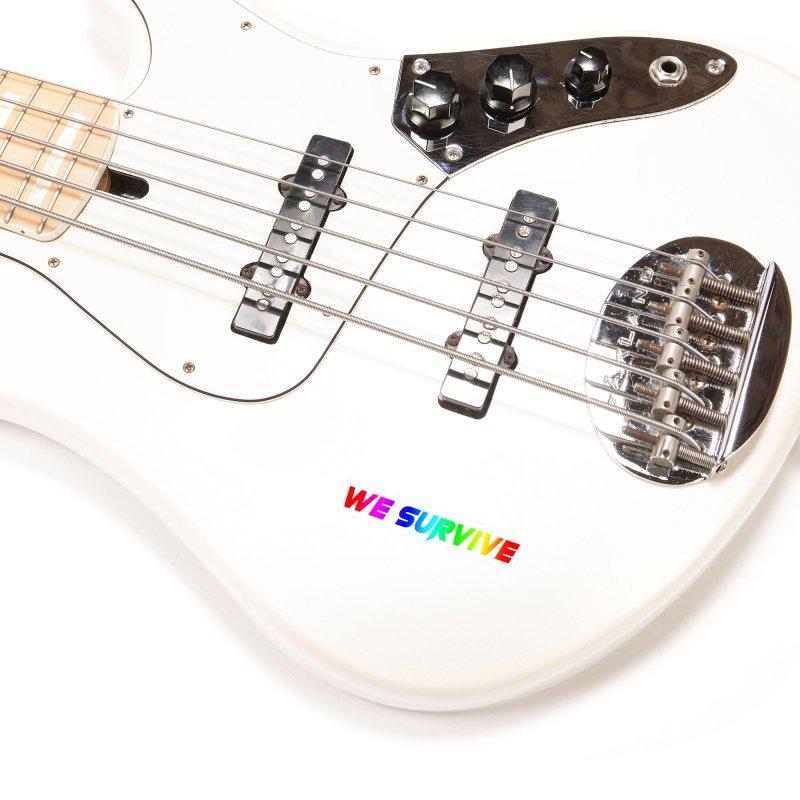 WE SURVIVE (LGBTQI PRIDE) Accessories Sticker by VATTICA   OFFICIAL MERCH