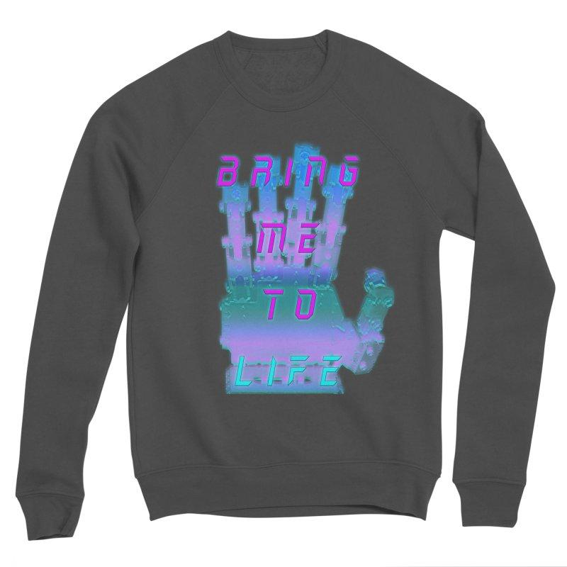 REMEMBER TO BREATHE (CYBORG) Women's Sponge Fleece Sweatshirt by VATTICA | OFFICIAL MERCH