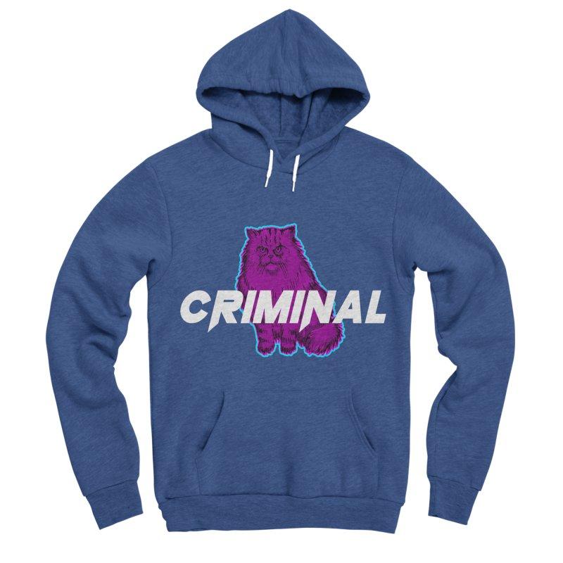 CRIMINAL (KITTY) Women's Pullover Hoody by VATTICA | OFFICIAL MERCH